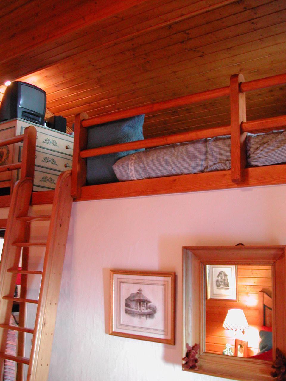 verbier appartement modigliani. Black Bedroom Furniture Sets. Home Design Ideas